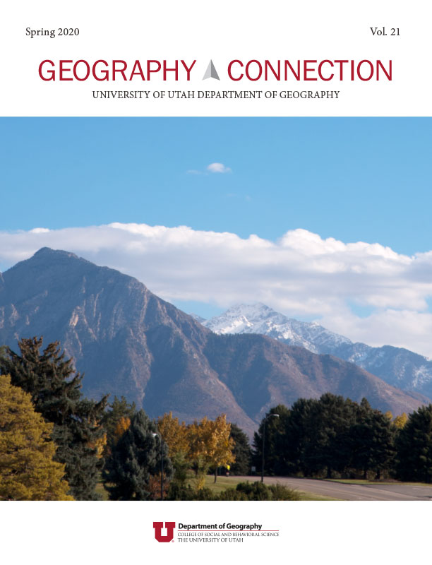 Geography Connection Newsletter Spring 2020